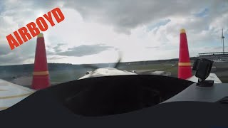 Red Bull Air Race VR 360 Track Explanation Lausitz, Germany