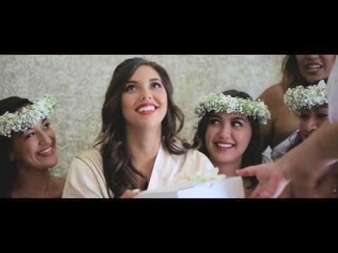 Ola and Puna Wedding Highlight Film // Hapuna Prince Hotel // Big Island Hawaii