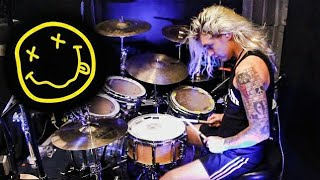 Kyle Brian - Nirvana - Heart Shaped Box (Drum Cover)