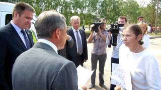 Жительница Набережных Челнов жалуется президенту на мэра
