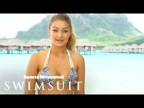 Gigi Hadid Solo Performance & Outtakes | Sports Illustrated Swimsuit