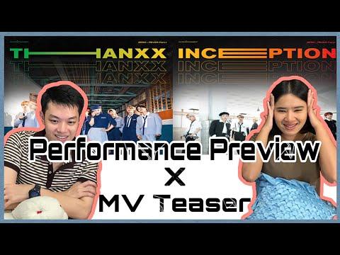[Thai Reaction] ATEEZ (에이티즈) - THANXX + INCEPTION (Performance Preview + MV Teaser) l Wooooow!~