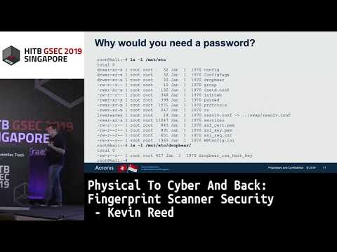 #hitbgsec-commsec:-physical-to-cyber-and-back:-fingerprint-scanner-security---kevin-reed