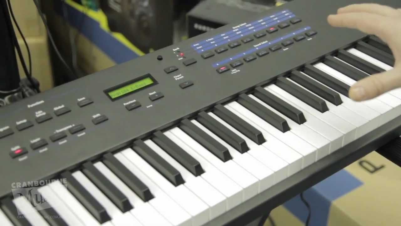 Kurzweil SP4-7 Treiber Windows 7