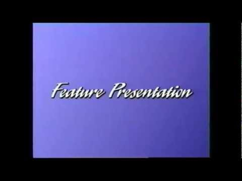Walt Disney Studios Feature Presentation ID: Handwriting (1991-1999)