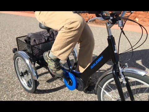 raleigh tristar ie electric trike review electric bike. Black Bedroom Furniture Sets. Home Design Ideas