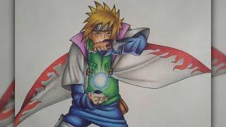 Drawing Minato Namikaze (Naruto Shippuden)