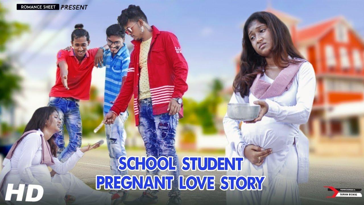 Tere Bina Mere Sanam   Kali Ladki Ka Pyar   School Girl Pregnant Story   Ajeet   Romance Sheet