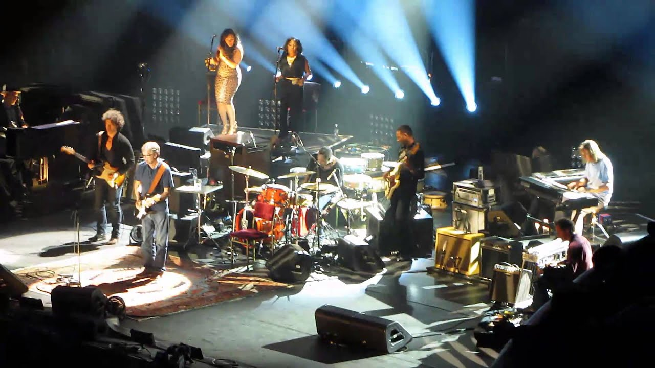 Konzert Eric Clapton