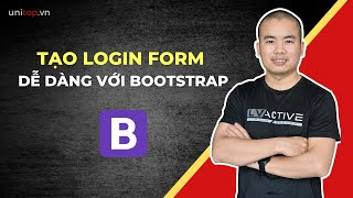 [Bootstrap AZ] Tạo form đăng nhập nhanh chóng với Bootstrap | Unitop.vn