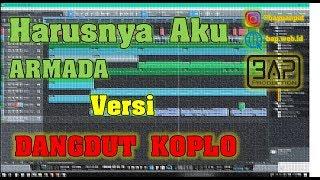 Download Mp3 Harusnya Aku Versi Dangdut Koplo Cover #bap