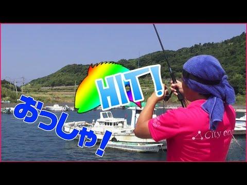 #1 コチタコ本命のとにかく釣りをする企画