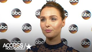 'Grey's Anatomy's' Camilla Luddington: Jo Is 'In The Midst Of A Tornado' | Access Hollywood