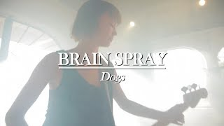 "BRAIN SPRAY- ""Dogs"""
