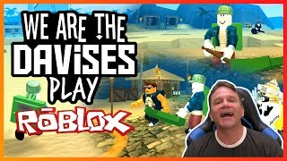 The Treasure Troll | Roblox Treasure Hunt Simulator EP-63 | We Are The Davises Gaming