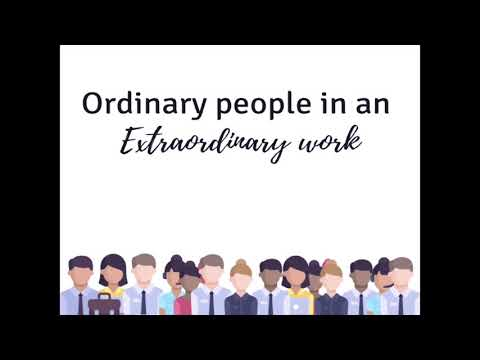 Ordinary people in an extraordinary work - Colossians 4:7-18