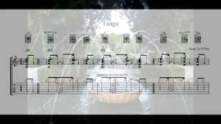 Tango - Flamenco Legacy - with music and tab (No. 12 of 15)