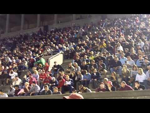 Harvard Crimson Football Facility Tour Video