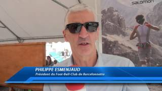 ITV FORUM ASSOCIATIONS BARCELONNETTE 03 09 2016