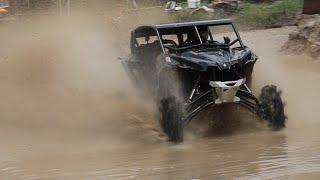 utv crazy turbo mud racing