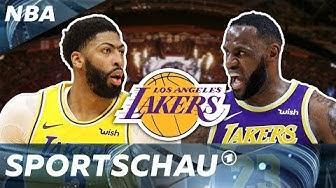 Können die LA Lakers NBA-Champion werden? (NBA-Analyse) I Sportschau