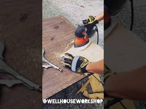 DIY Key Holder/Coat Rack - Easy Scrap Wood Project