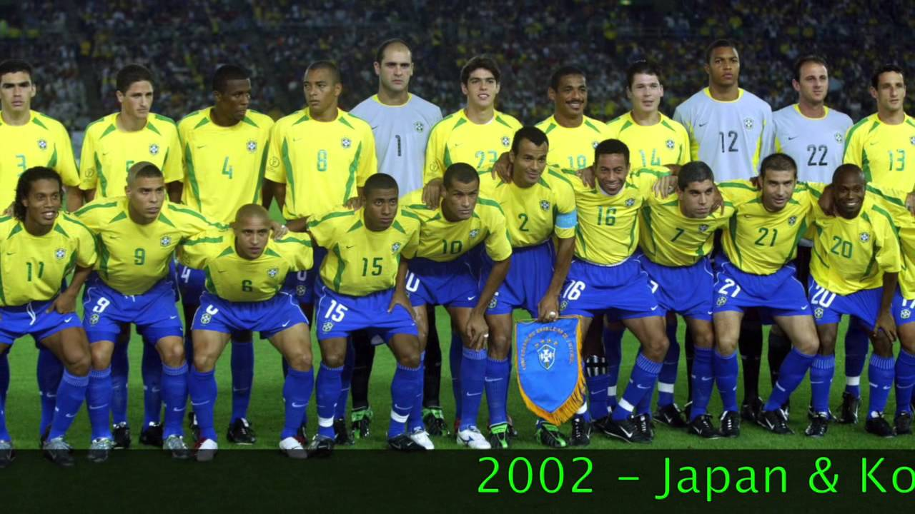 overview of brazil national football team fifa world cup