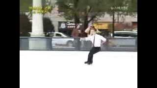 Millennium Park ice rink open …