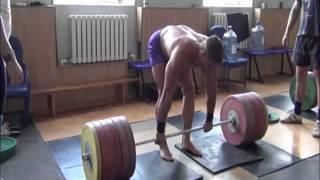 Dmitry Klokov Training Part 2  xvid