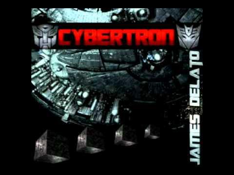 James Delato  Cybertron (Delato Records DL003)