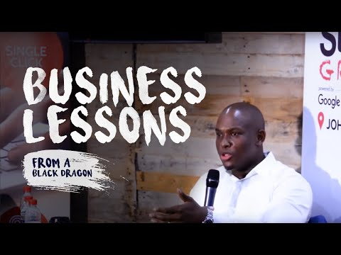 Vusi Thembekwayo - Start Up Grind JHB Session