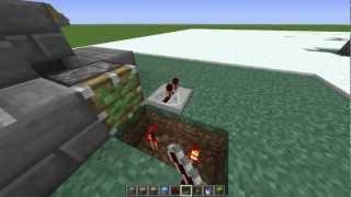 Minecraft Ice Generator and BUD-based Smart Piston (SmartBUD) in 60 seconds