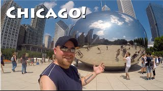 RVing in Downtown Chicago - Not Easy...