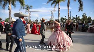 Lindsay's Quinceañera | Maria's Bridal Shop