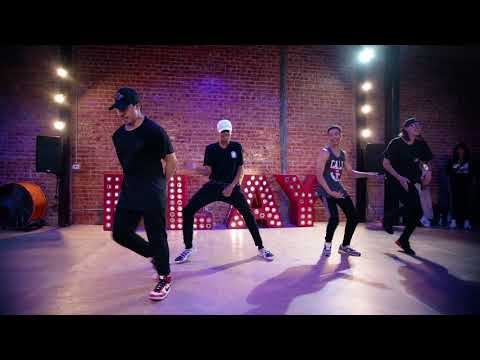NYSNC // BYE BYE BYE (live) // Choreography by Kenny Wormald at Playground LA