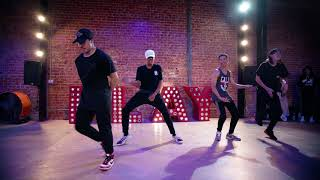 NYSNC // BYE BYE BYE (live) // Choreography by Kenny Wormald at Playground LA