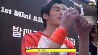 [ENG SUB] Let's Roll! N.Flying TV EP.2 - First Fan Signing Mission