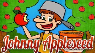 Johnny Appleseed | Folk Tale Time | A Cool School Folk Tale