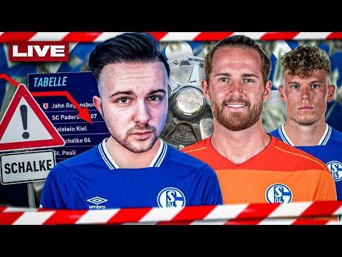 MISSION: Wiederaufstieg 🔥 FIFA 21: Fc Schalke 04 Karriere LIVE #02
