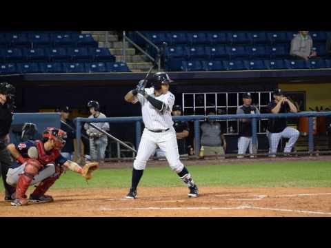 Yankees Nelson Gomez Batting 72417