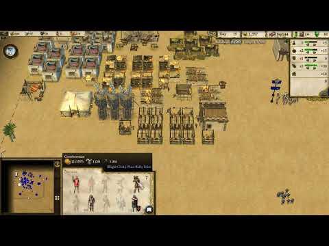 Stronghold Crusader 2 Expert Gameplay |