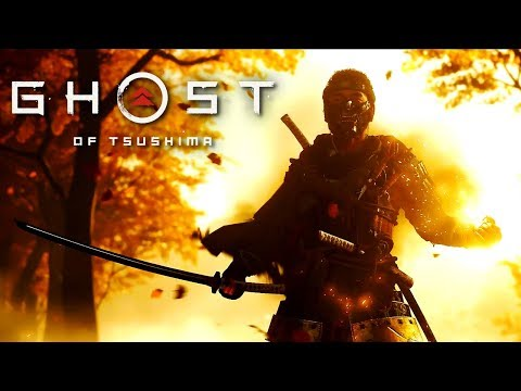 Ghost of Tsushima - 'The Ghost' Cinematic Trailer (with Orchestra) | The Game Awards 2019