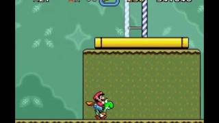 Super Mario World Forest Of Illusion 4 Secret Exit