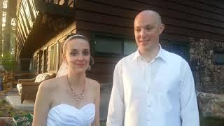Pine Cone Resort 5/24/14 Robinson Bride and Groom's Lake Tahoe Wedding Testimonial