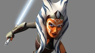 Star Wars Rebels: Ashley Eckstein on Ahsoka