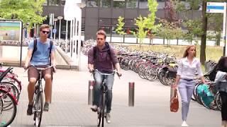 Reportage: Universiteit Twente is te onzichtbaar (TV Enschede)