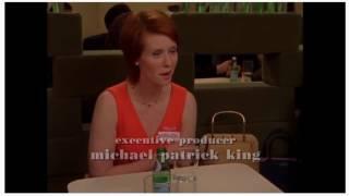 Миранда на Speed dating. Секс в большом городе