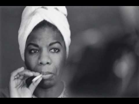 Клип Nina Simone - Marriage Is for Old Folks