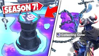 NEW ACT VE CUBE STONE FOUND CONF RM NG THE CUBE  S AL VE AT POLAR PEAK SEASON 7 UPDATE BR