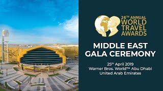 World Travel Awards Middle East Gala Ceremony 2019 Highlights
